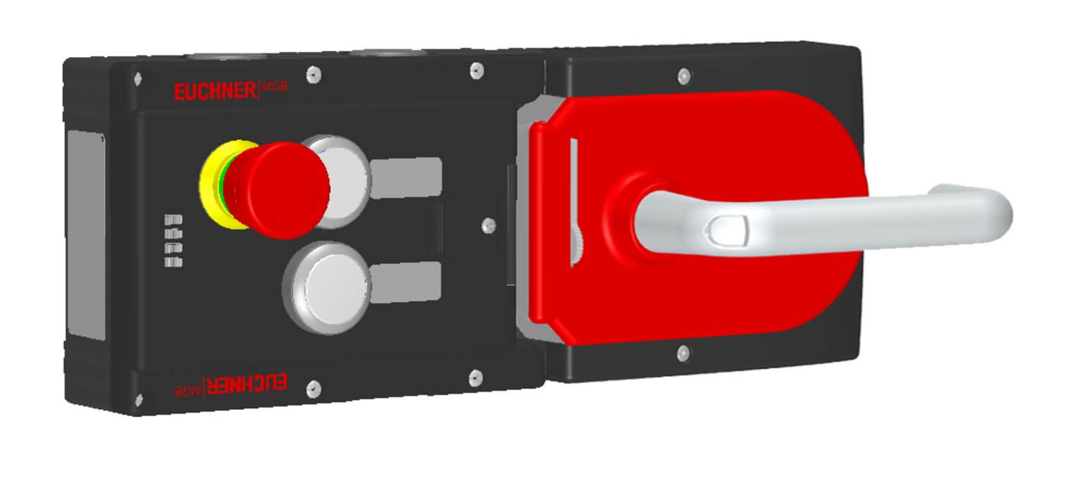 Mgb L1h Ara R 121256 Locking Set Mgb L1h Ara Guard