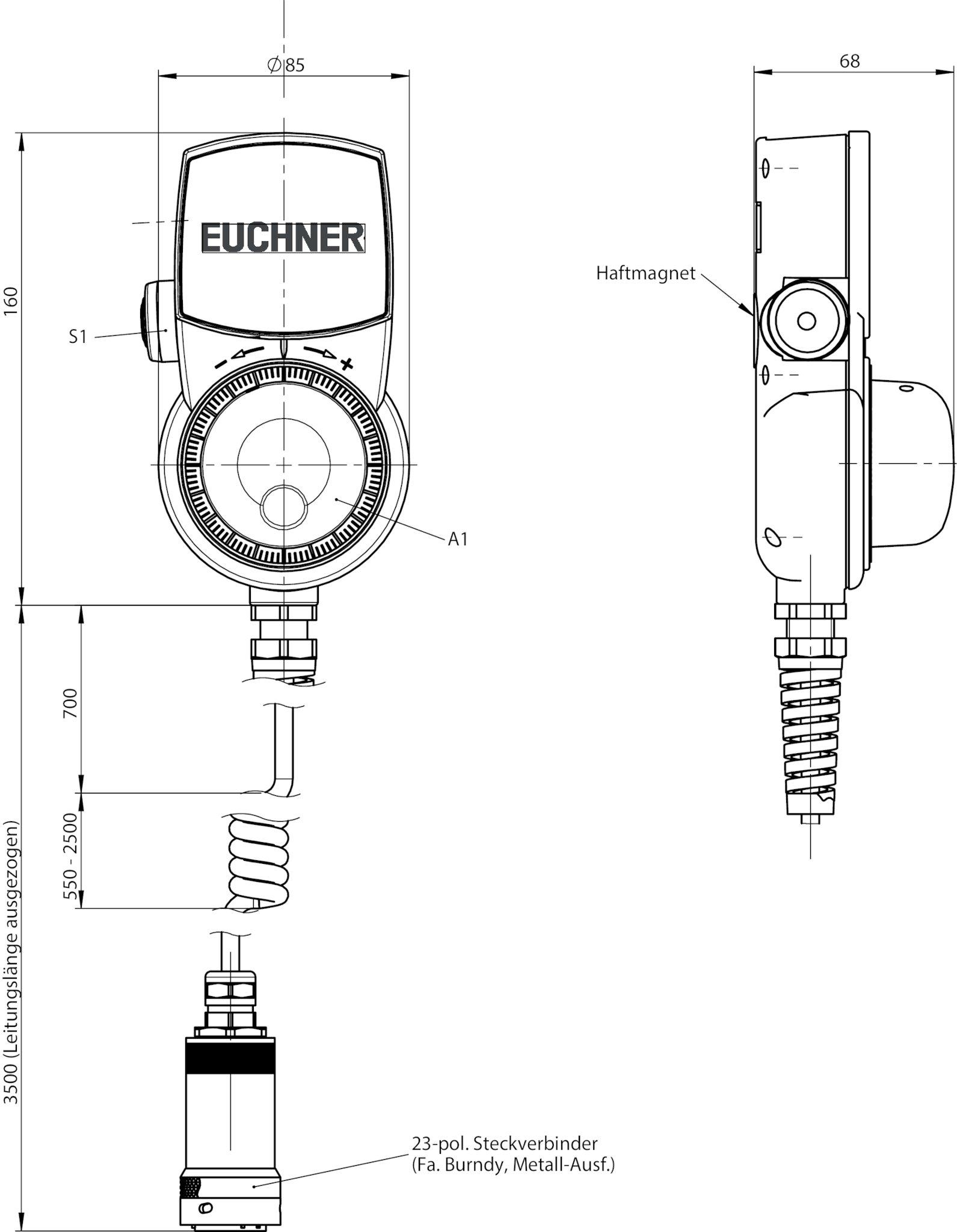 Original Euchner Hba Wiring Diagram