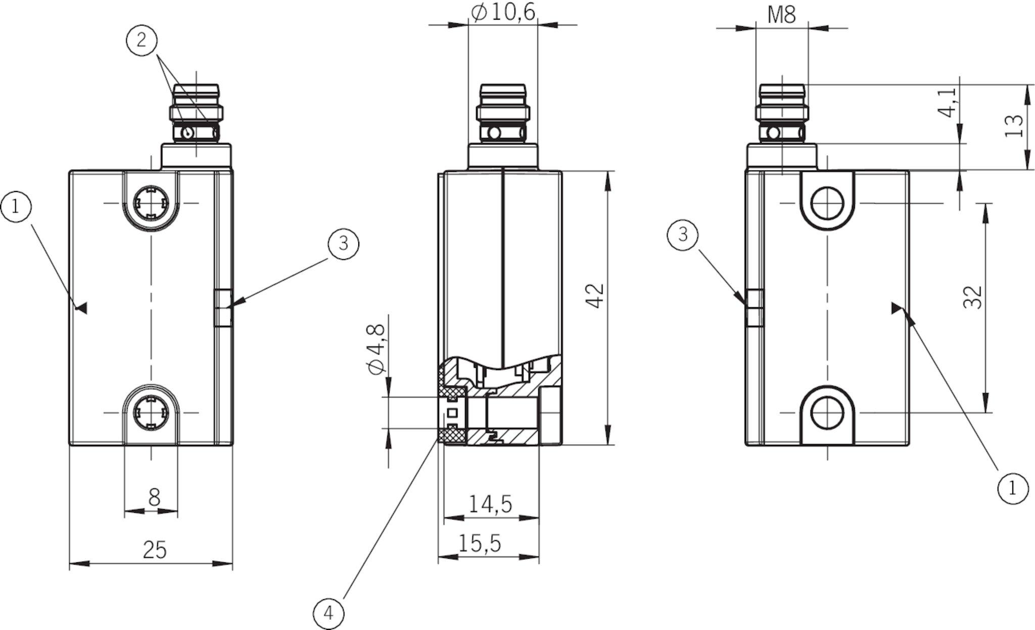 ces i as2a u c04 sc 120547 safety switch ces as c04 with. Black Bedroom Furniture Sets. Home Design Ideas
