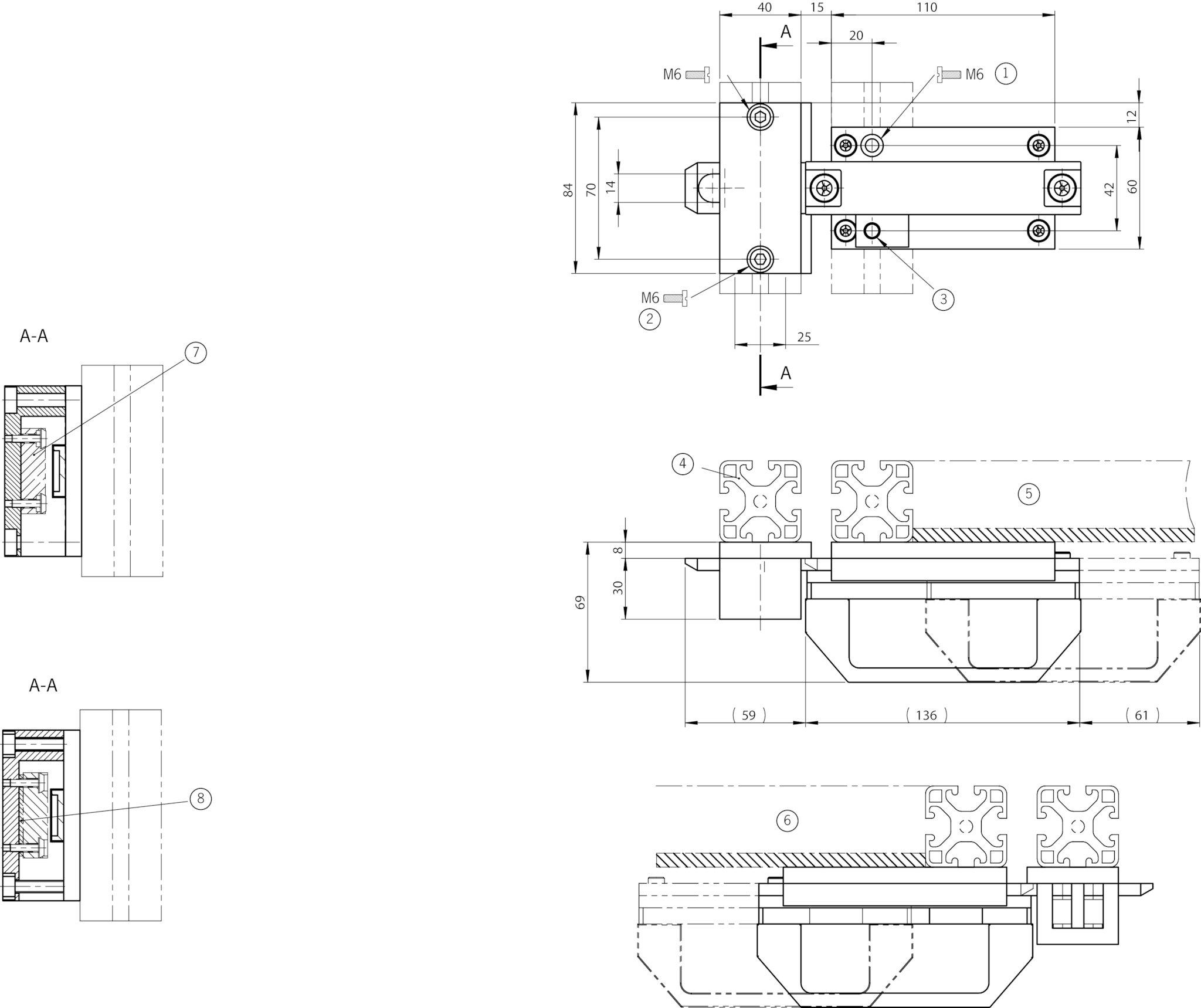 A0127 Verrou de s/écurit/é Verrou de s/écurit/é pour b/éb/é Levier de verrouillage de s/écurit/é Ressort de verrouillage de s/écurit/é Armoire /à tiroirs r/éfrig/érateur porte de