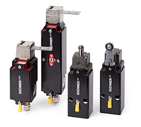 Electromechanical safety switches according to ATEX directive