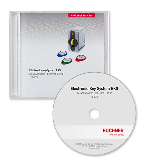 Electronic-Key-Manager   EUCHNER – More than safety