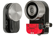 Variable magnetic guard locking CEM-C60