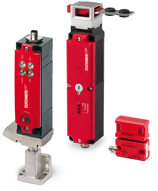 Transponder-coded safety switches with AS-Interface   EUCHNER – More than safety.