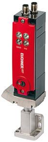 CET-AP safety switch with guard locking