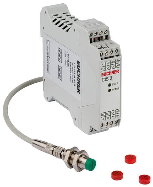 Identification system CIS3A-Mini