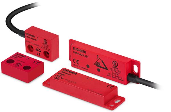 Magneticky kódované bezpečnostní spínače srozhraním AS-Interface
