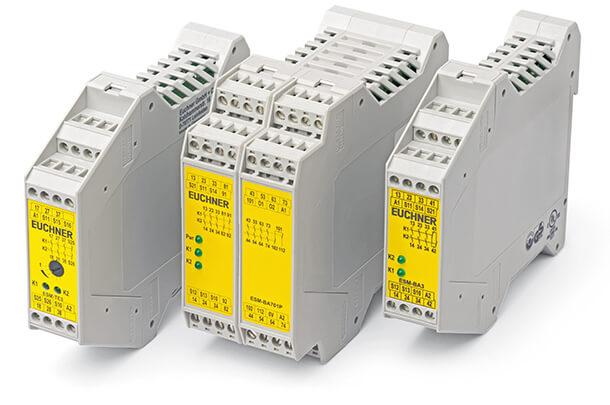 Safety relays ESM