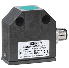 Inductive single limit switches ESN