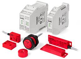 Interrupteurs de sécurité à codage magnétique