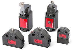 N1A / NB01 single limit switches and NZ position switches according to EN 50041