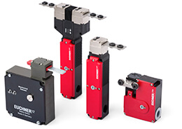 Interrupteurs de sécurité électromécaniques avec interverrouillage